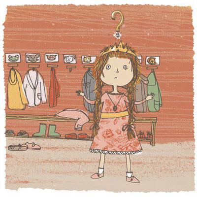 Illustration: Prinzessinsyndrom