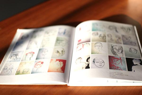 Buch zu Arbeiten FIGURE FICTION, Skizzen