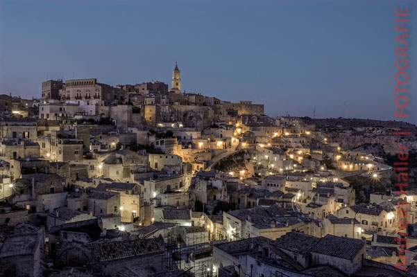 Stadt der Sassi: Matera ist Kulturhauptstadt Europas