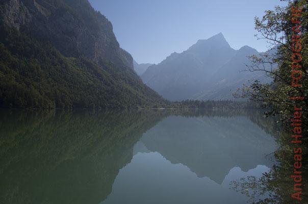Am Leopoldsteiner See bei Eisenerz