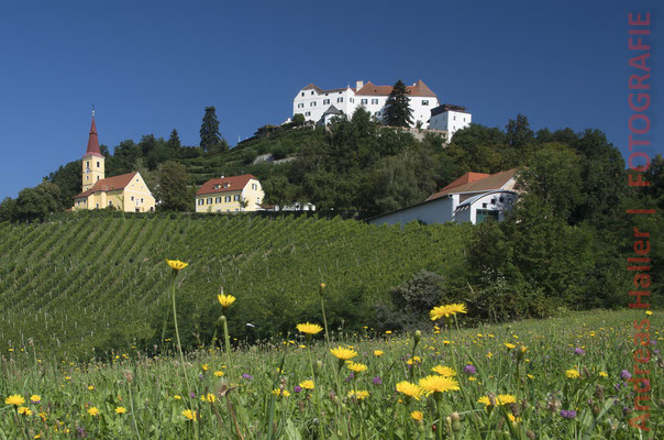 Liebliche Oststeiermark: Schloss Kapfenstein