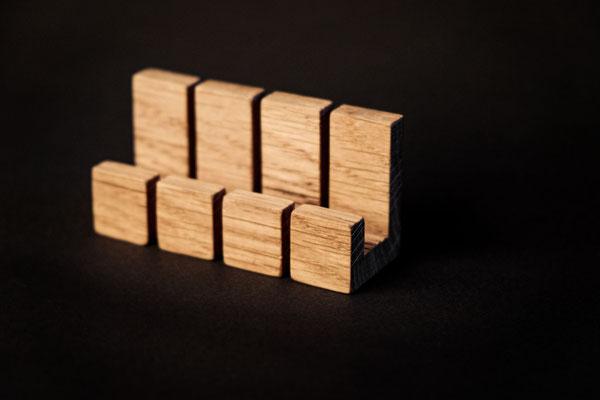 Holz Haken