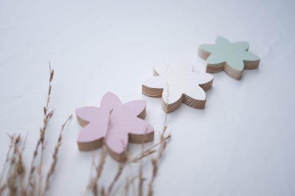 Blumenmagnete