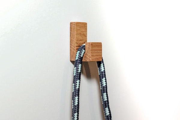 Holz Klebehaken