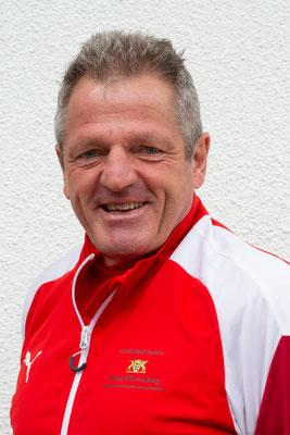 Cheftrainer Fritz Quien