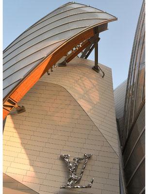 路易威登基金会建筑,当代艺术,巴黎
