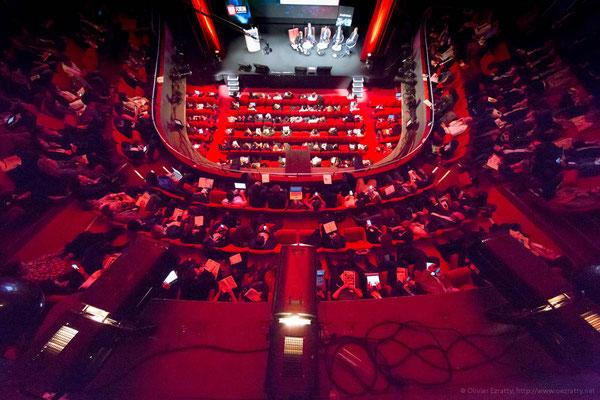 皮尔卡丹基金剧院,巴黎