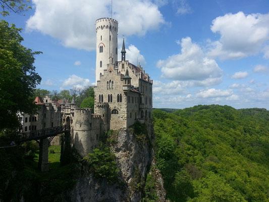 Schloss Lichtenstein, Honau