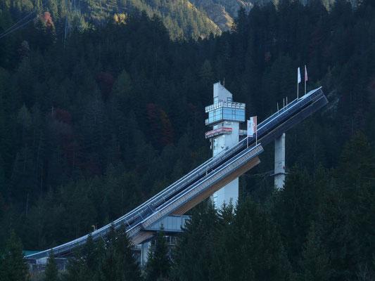 Skisprungschanze Oberstorf