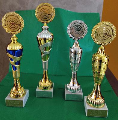 4 Pokale für den SV-Engter