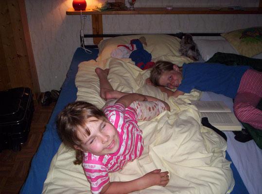 ALT=vor dem Schlafen
