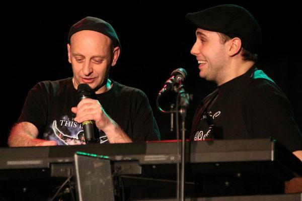 Marco W - Sänger, Keyboard