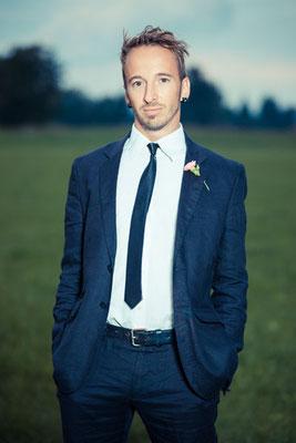 Florian Wöss - Studio Gitarrist und Hochzeitssänger