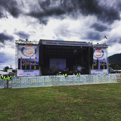 Bühne Open Air