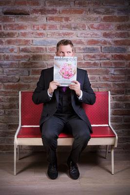 Florian Braun Portrait Sänger Hochzeitsmagazin