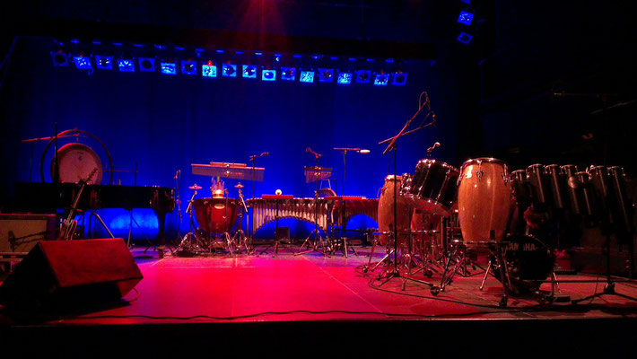 Bühne Liveband Konzert