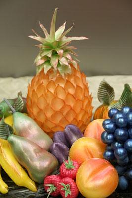 Seidenzucker Füllhorn mit Obst