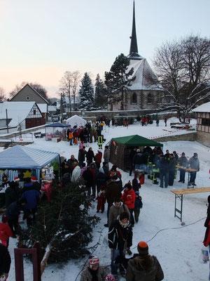 Weihnaschtmarkt 2010