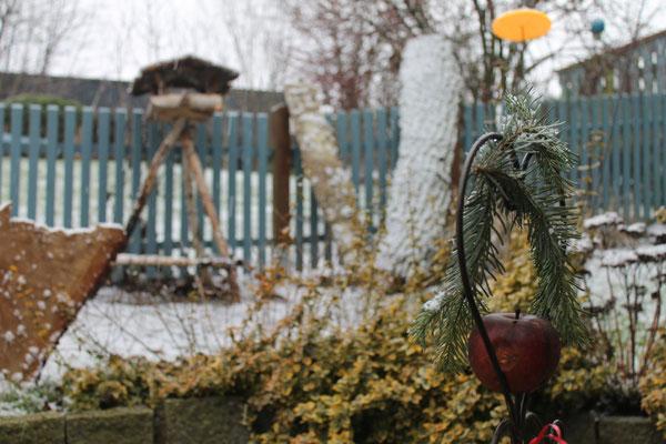 Hanggarten winterliche Stimmung