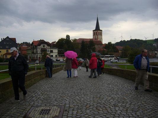 Die Brücke von Vacha