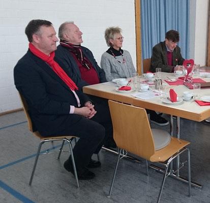 Unser Gast der Bürgermeister aus Bad Schwalbach Markus Oberndörfer