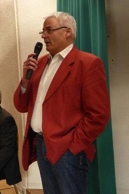 Stefan Weber Vorsitzenden des SPD Ortsverein Bad Schwalbach