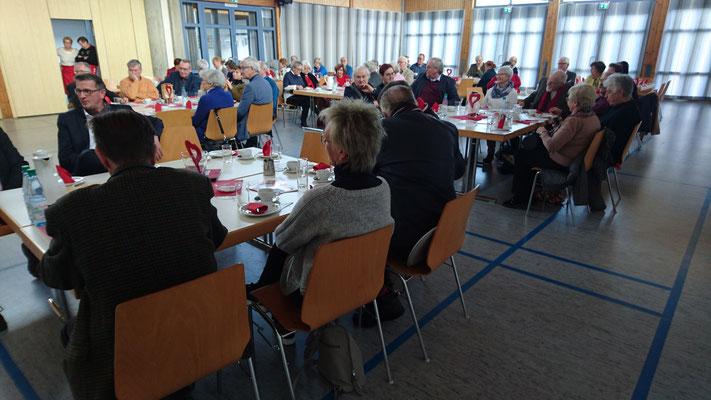 Mitglieder der AG 60 plus aus dem Rheingau-Taunus-Kreis