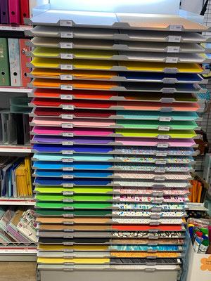Fotokarton in vielen Farben und Größen