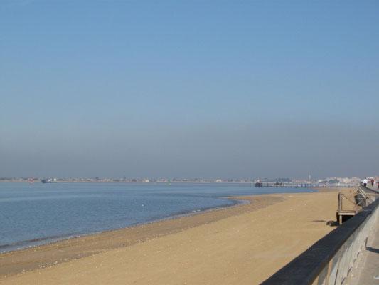 Strand bei Sanlúcar de Barrameda