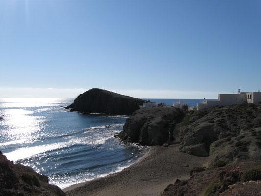 Bucht bei Isleta