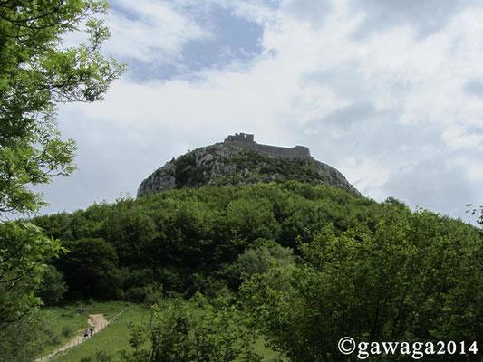 Chateaux Montségur