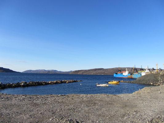 Kirkenes Hafen