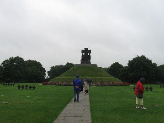 Denkmal für die gefallenen Soldaten in La Cambe
