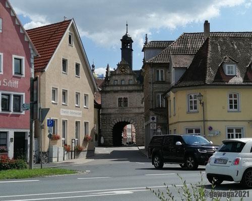 wunderschöne Altstadt
