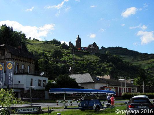 Burg Stahleck Bacharach