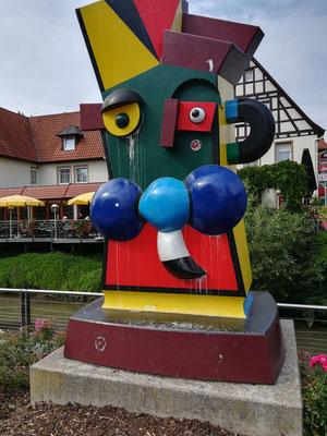 moderne Kunst in Sinsheim