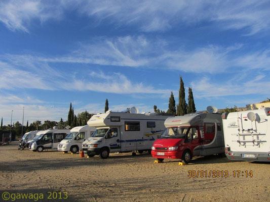 Camper Park Oasis-al-Mar
