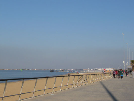 Promenade Sanlúcar d. B.