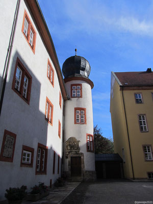 im Schlosshof Tann