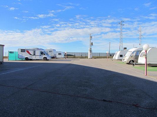 SP Campers Hidalgo bei Sevilla