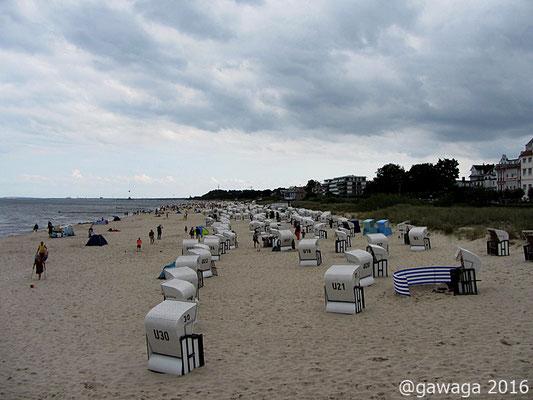 Strand in Bansin