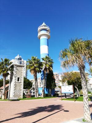 Leuchtturm von Torre del Mar