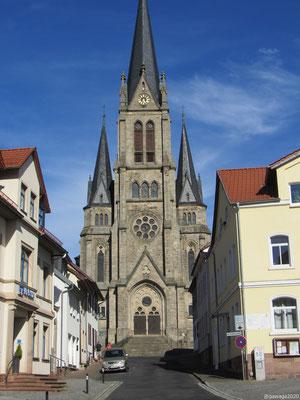 Kirche Tann