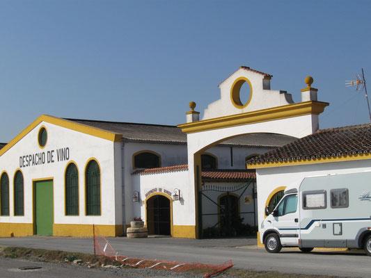 """Cooperativa Vitivinicola Jerezana """"Nuestra Señora de las Angustias"""""""