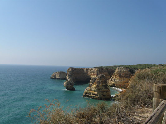 Algarve wie im Bilderbuch
