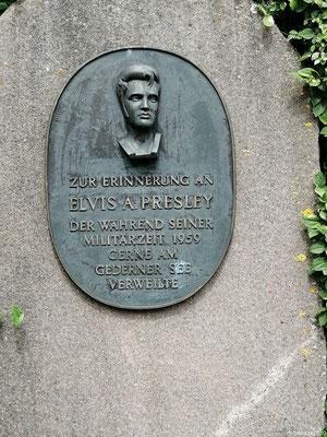 Sogar Elvis war schon hier.....