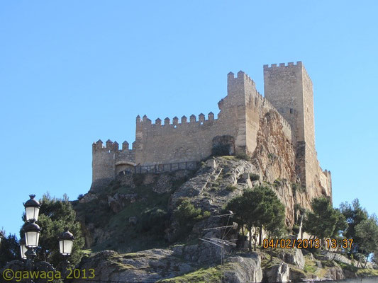 Castillo Almansa