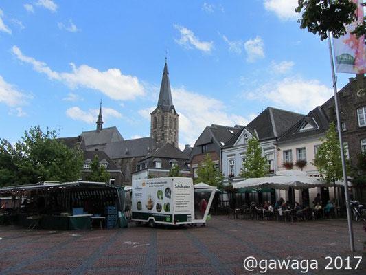 Marktplatz in Straelen