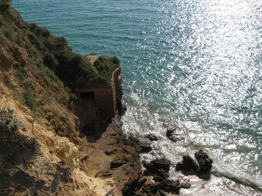 Küste bei Conil