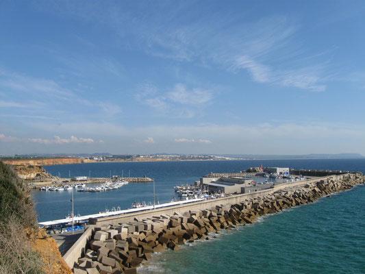 Hafen von Conil